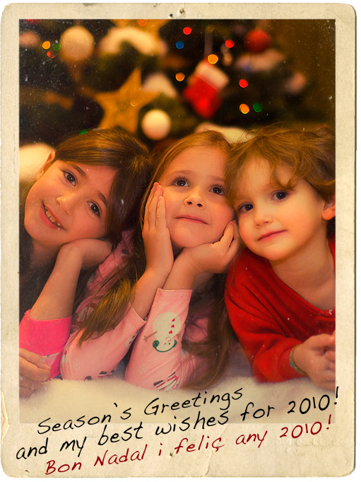 Season's Greetings 2009